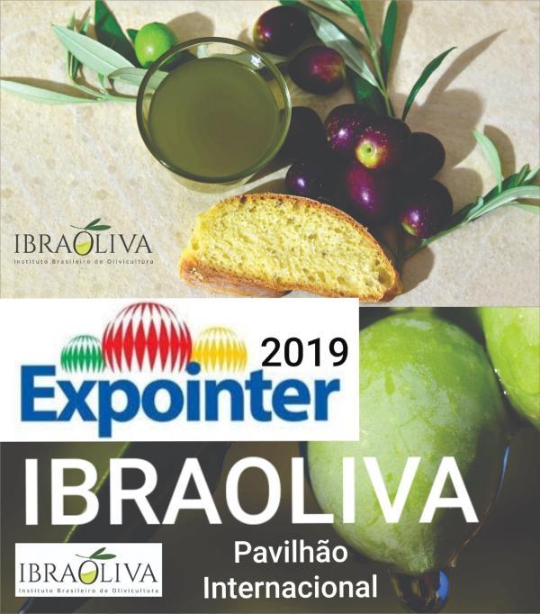 IBRAOLIVA na Expointer 2019