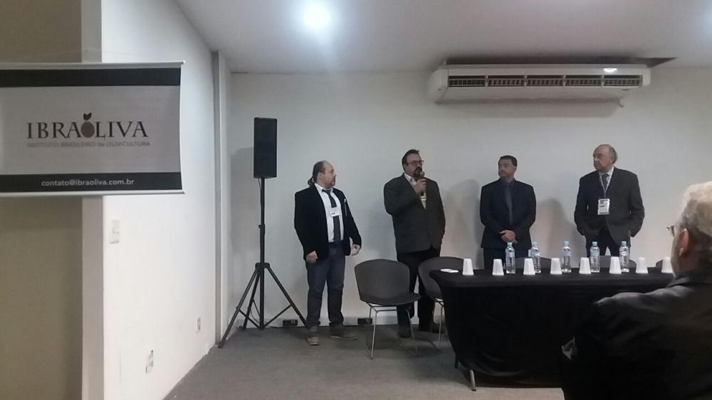 IBRAOLIVA PARTICIPA DA 9ª EXPOAZEITE