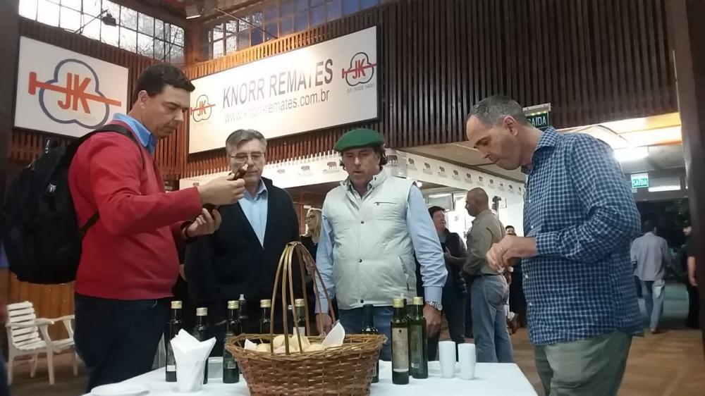 IBRAOLIVA APRESENTA AZEITES NA 92ª EXPOFEIRA DE PELOTAS/RS
