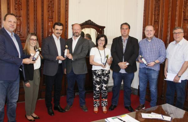IBRAOLIVA contará com o apoio do Estado e do município de Caçapava para a Abertura da Colheita